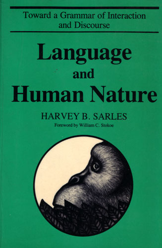 Language and Human Nature